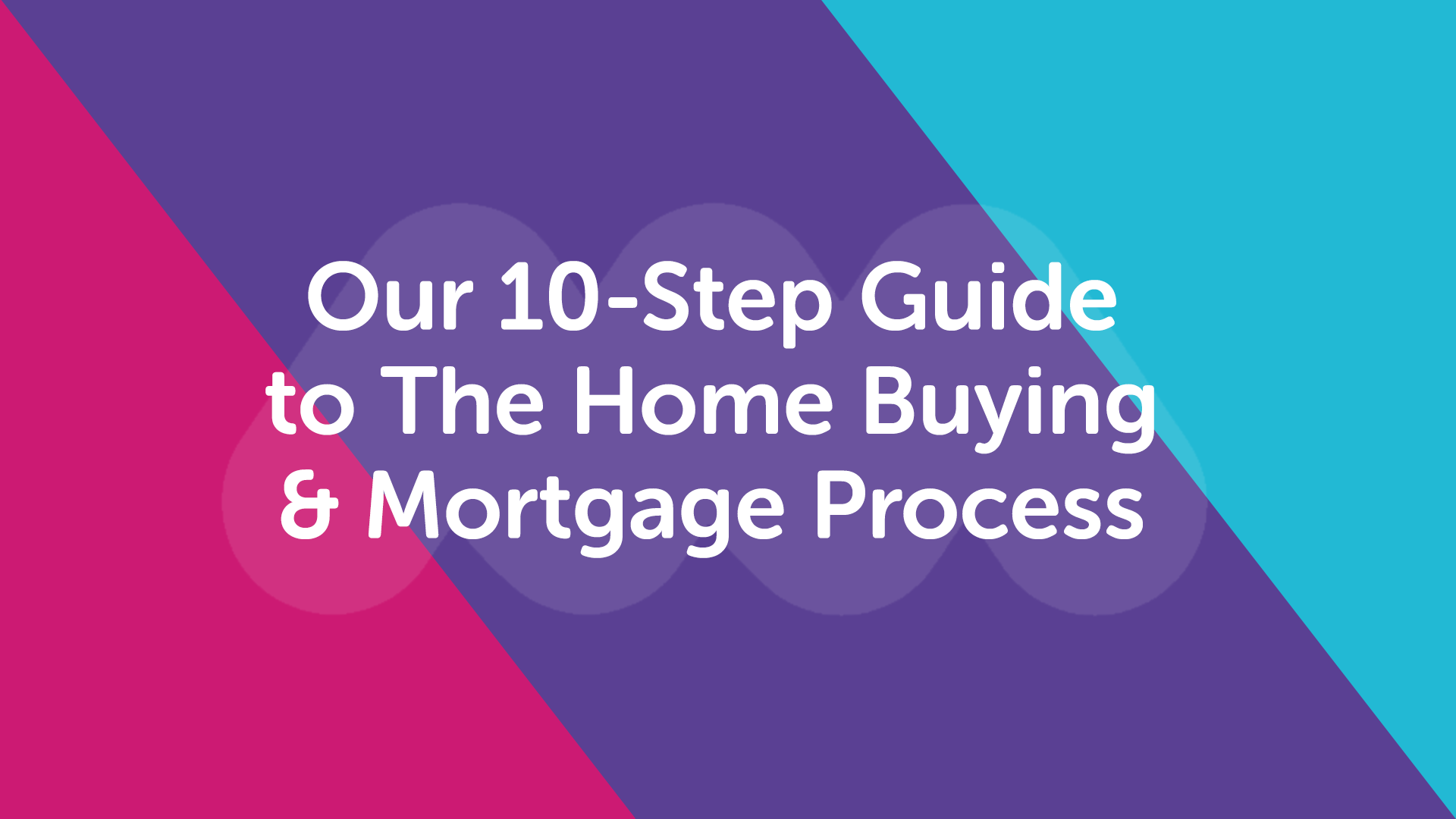 10 Step Mortgage & Home Buying Guide