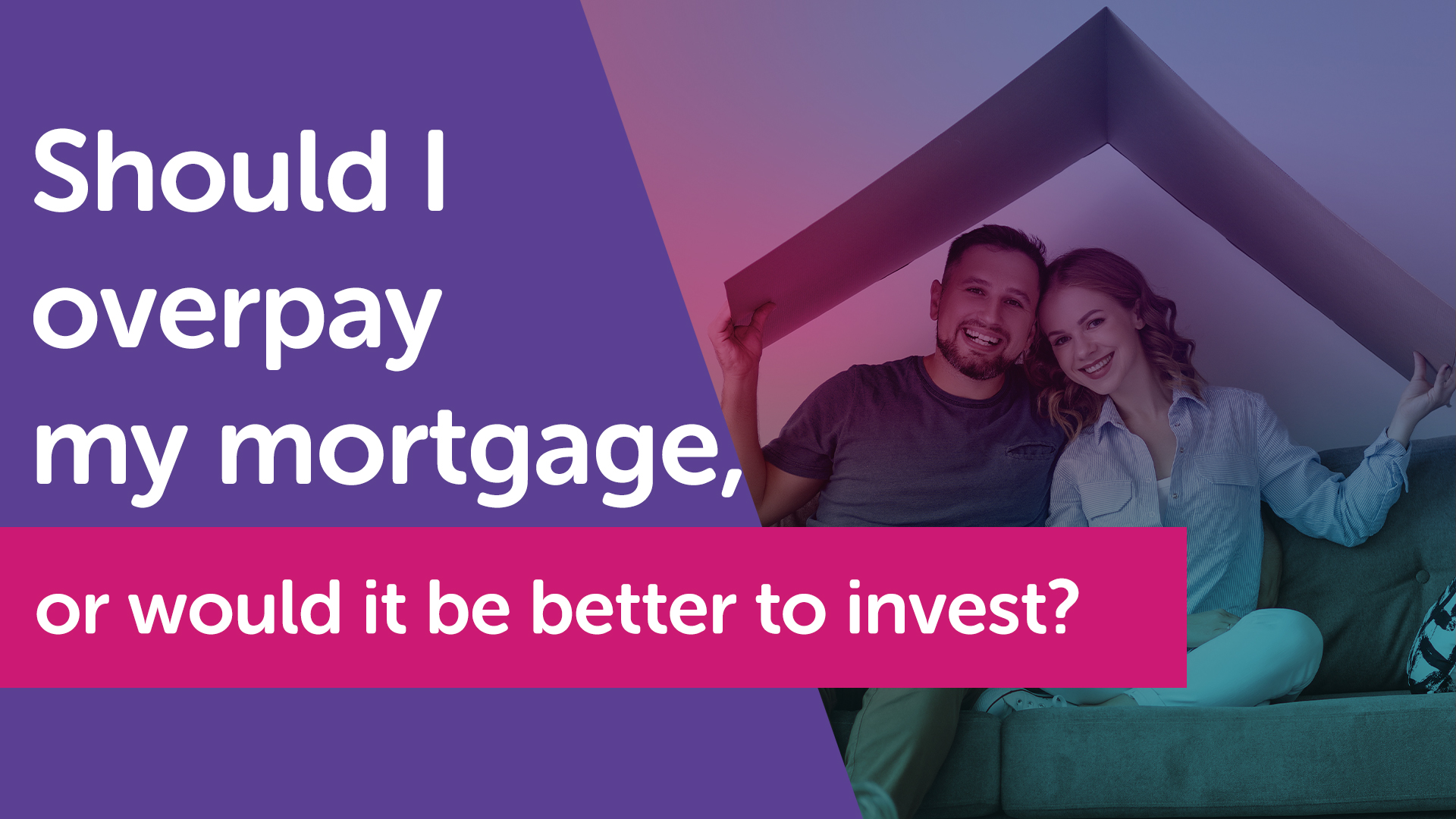 Why Don't People Overpay Their Mortgage?